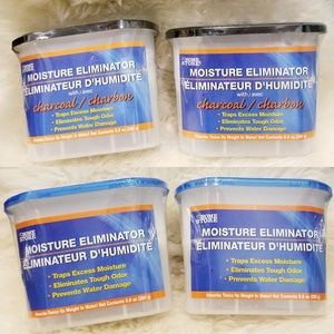 NWT Moisture Eliminators set of 4